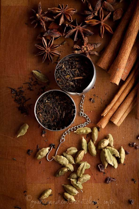 Infusing Spirits Spices from Gourmande in the Kitchen