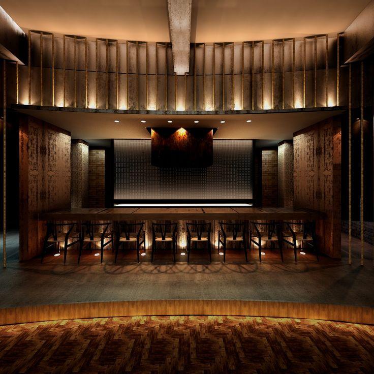 Kemuri Shanghai Restaurant / Prism Design