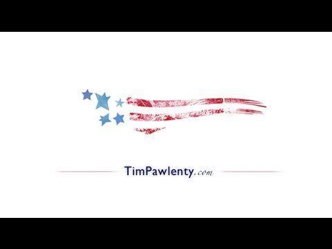 Tim Pawlenty - A New Direction