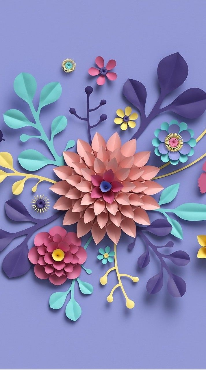 513fd855f6 Pin by Gina Nesline on Phone Wallpaper in 2019 | Paper flowers diy, Giant  Paper Flowers, Paper flower wall