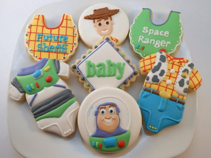 baby baby cookies toys stories cookies baby shower cookies baby shower