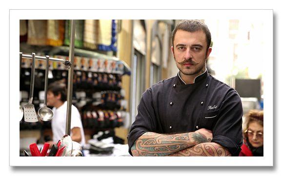 Intervista a Chef Rubio alias Gabriele Rubini!