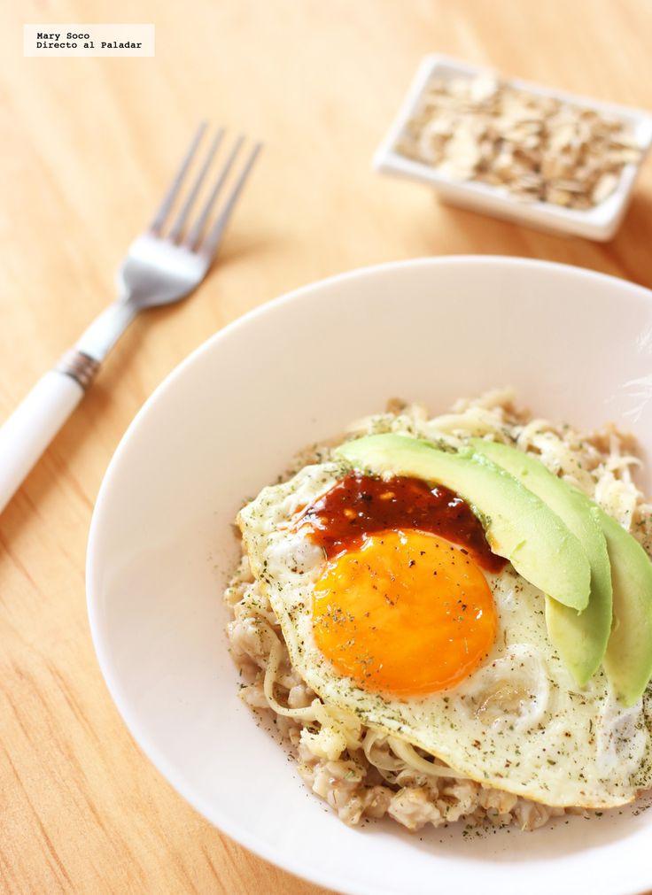 Te explicamos como preparar paso a paso avena cocida con huevo y epazote, una receta fácil para el desayuno...