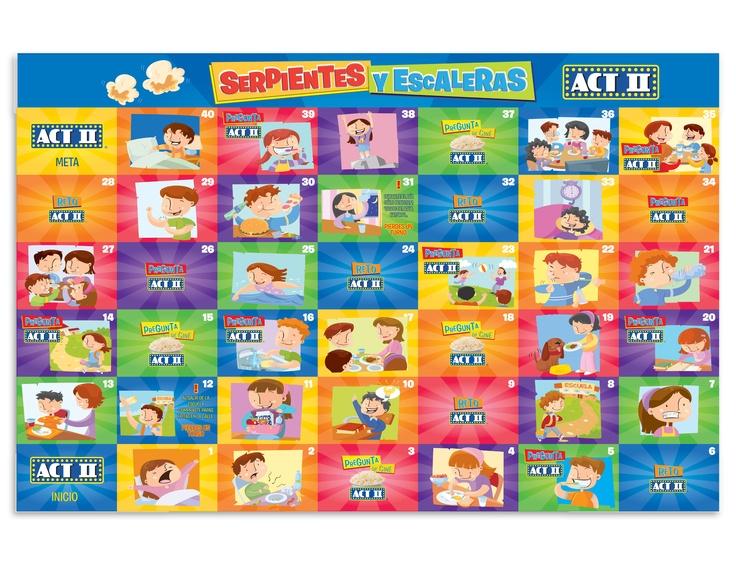 1000 images about dise o de stands y p o p on pinterest for Escaleras y serpientes imprimir