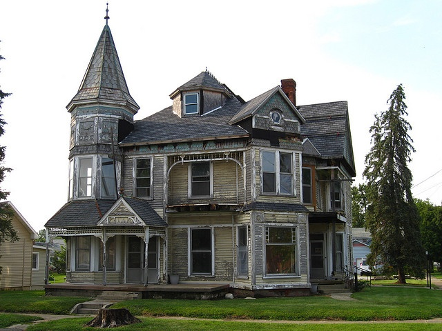 Knightstown Indiana Victorian Home My Neighbors When I Lived There Still Working