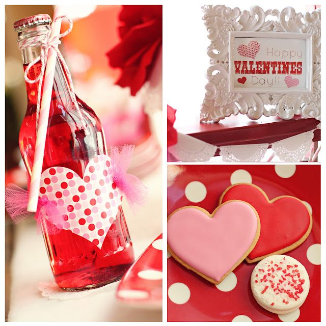 HUNDREDS of Valentine's Day ideas alll wrapped up into one! <3