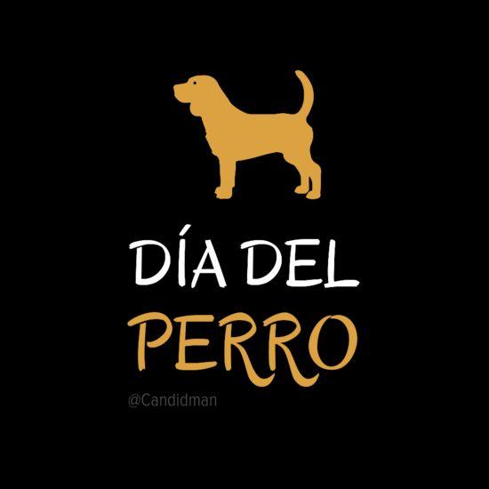 #DíaDelPerro 17 de Julio @candidman #Frases #Perro #Candidman