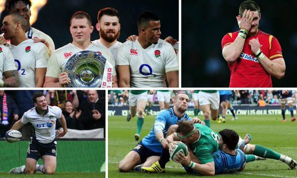 Six Nations 2016 Weekend 4: Scotland Helps Secure England's Six Nations Victory