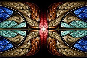 Fractal: Elliptic Splits IFS