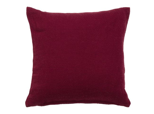 Harbor cotton cushion, £8 It's amazing - the difference a splash of colour can make to your living room or bedroom. Use this inexpensive-but-effective trick with the Harbor cushions.