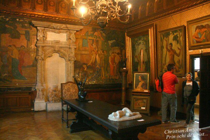 Muzeul de Artă Frederic Storck și Cecilia Cuțescu-Storck / Frederic Storck și Cecilia Cuțescu-Storck Art museum | Calatorind prin tara,