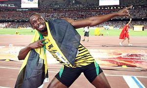Usain Bolt beats Justin Gatlin to 100m title at World Athletics Championship | Sport | The Guardian
