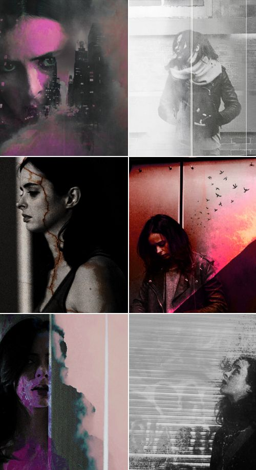 Jessica Jones: I'm just trying to make a goddamn living in this goddamn city.