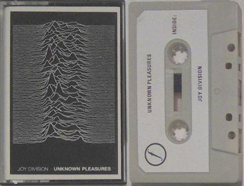 Joy Division Unknown Pleasures Album Artwork