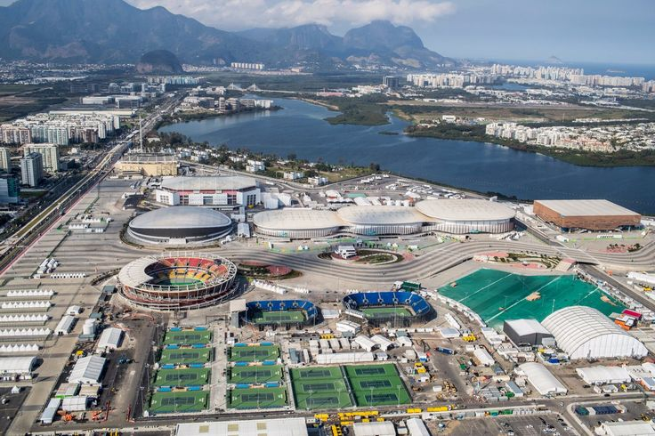 Rio 2016 Olympic Facilities http://ift.tt/2ae73jH Love #sport follow #sports on @cutephonecases