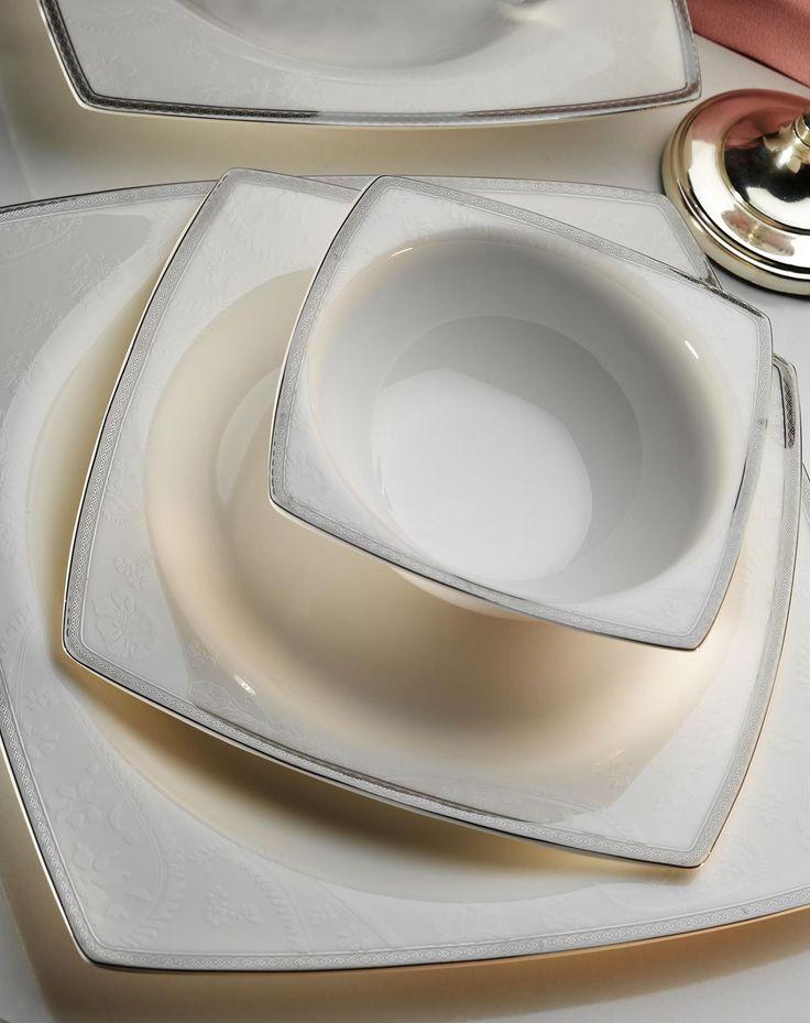 AR 30003 Prestige Bone 84 Parça Yemek Takımı PORSELEN Yemek Takımları 12 Kişilik AR 30003 Prestige Bone 84 Parça Yemek Takımı Fiyatları ceyizmekan.com | Çeyiz Mekan