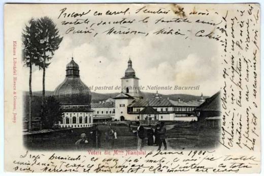 BU-F-01073-5-00389 Mănăstirea Neamţ, -1905 (niv.Document)