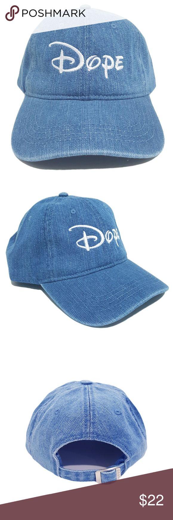 Dope Hat  *denim* Boutique