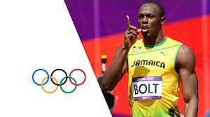 Usain Bolt Breaks 3 World Records | Beijing 2008 Olympics - YouTube