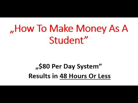 how to make money as a student in singapore
