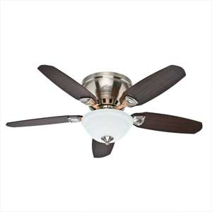 17 best ceiling fans images on pinterest microsoft office wedding shop hunter fan company louden flush mount ceiling fan at lowes canada find our selection of ceiling fans at the lowest price guaranteed with price match aloadofball Images