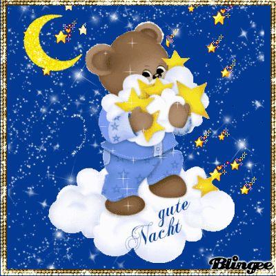 wünsche allen eine gute Nacht