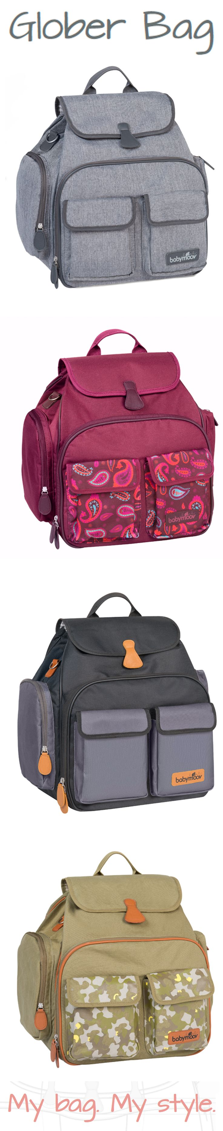 Glober Bag #adventure #backpack #street #mumanddad #Mybagmystyle #Babymoov