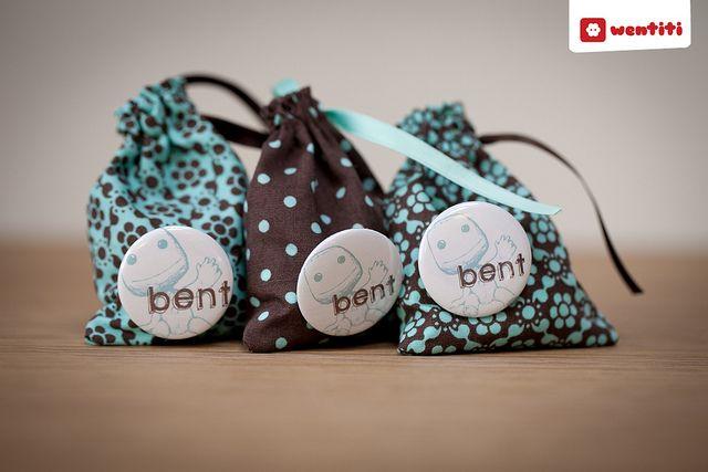 doopsuiker Bent by wenti wentiti, via Flickr