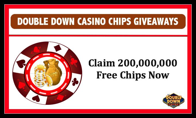 Double down free casino chips wodka martini james bond rezept casino royal