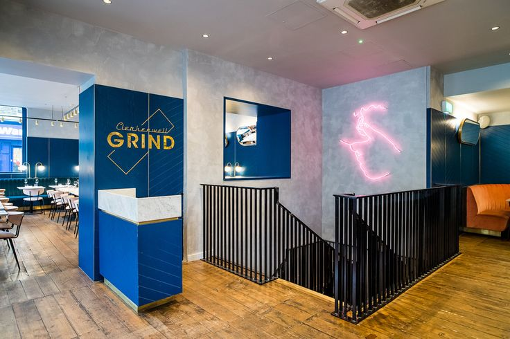 Grind Clerkenwell, late night cafe (2am thurs-sat) , London