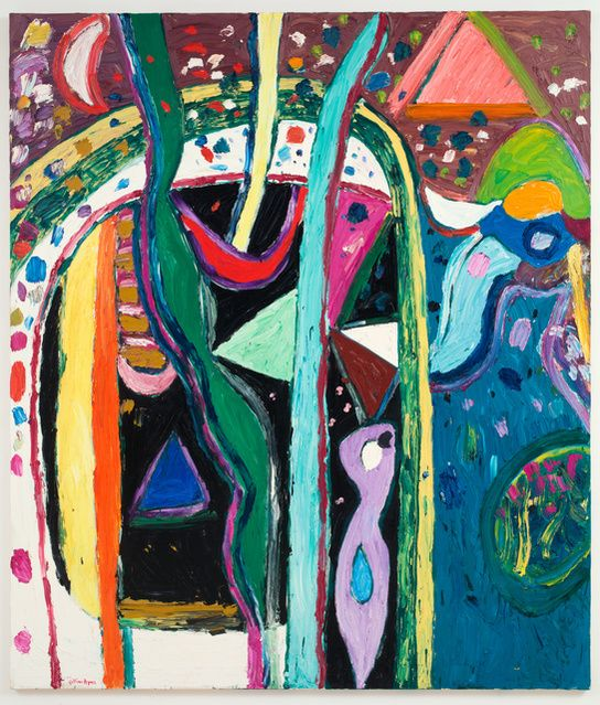 Gillian Ayres | Untitled (Rome Series) (1997) | Available for Sale | Artsy