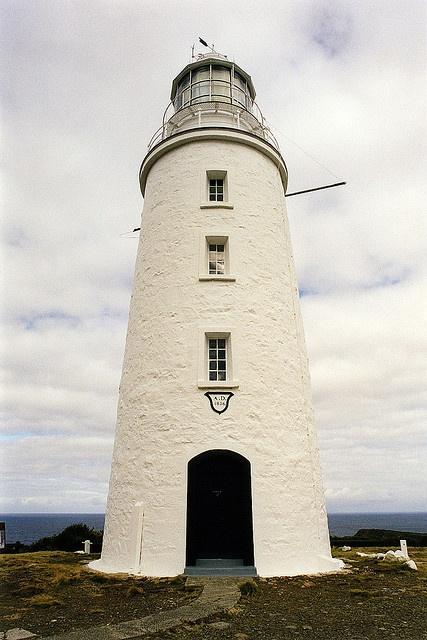 Cape Bruny lighthouse - Tasmania, Australia