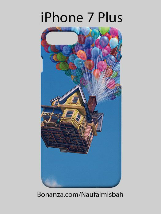 UP Balloons House iPhone 7 PLUS Case Cover Wrap Around