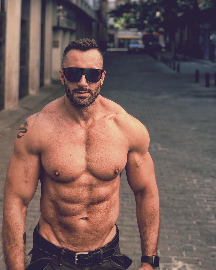 Pin på Stephen Ritts / Handsome Man /aka Dr. Stephen