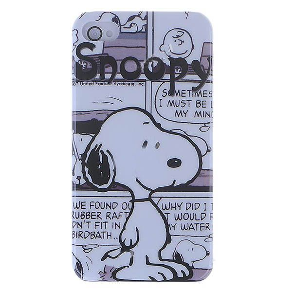 Capa Iphone Snoopy