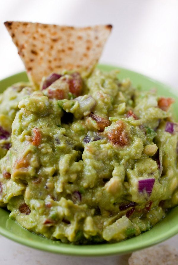 In case you are hosting. Recipe: Guacamole    Photo: Andrew Scrivani for The New York Times