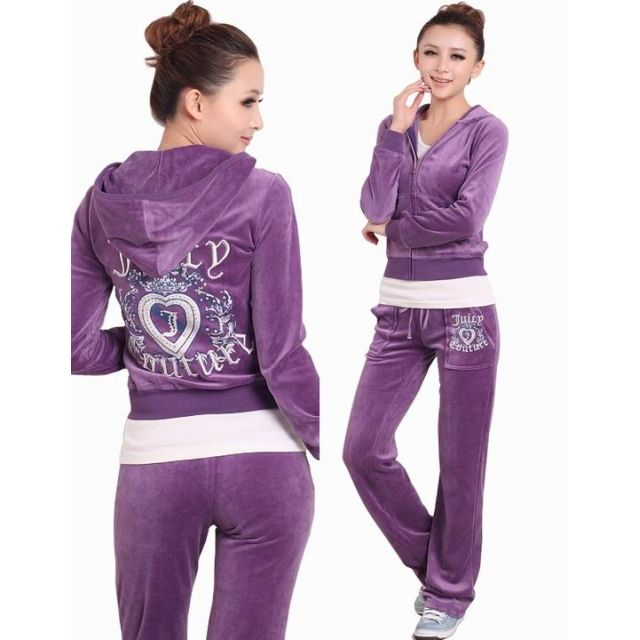Juicy Couture tracksuit #juicy