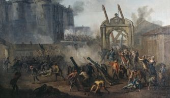 the bastille french revolution definition