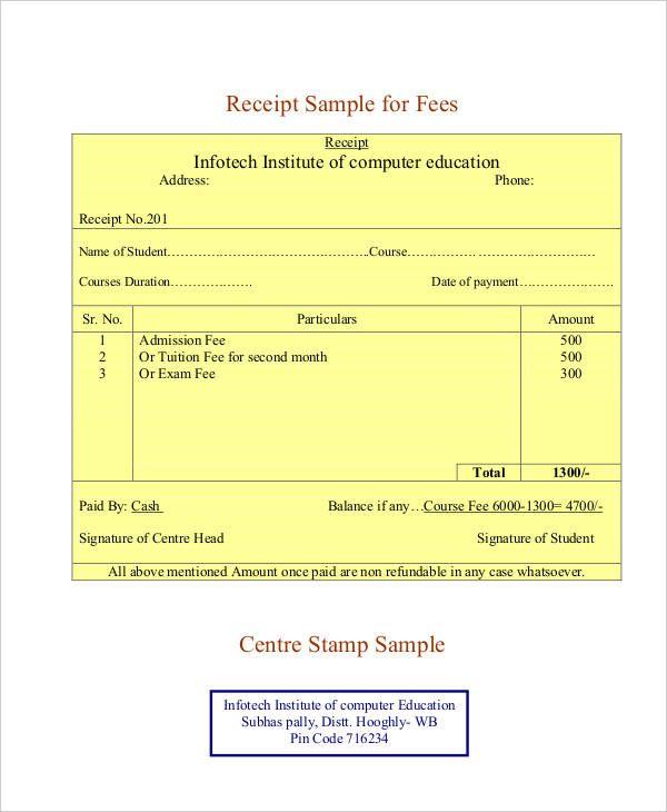 Blank Receipt Template Receipt Template Templates Printable Free Templates