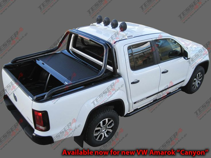 vw amarok canyon vw volkswagen amarok canyon roll. Black Bedroom Furniture Sets. Home Design Ideas