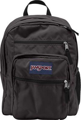 JanSport Big Student Backpack Forge Grey - via eBags.com! (forge gray, viking red, navy)