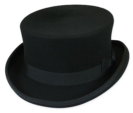 Cahill Hat - Black