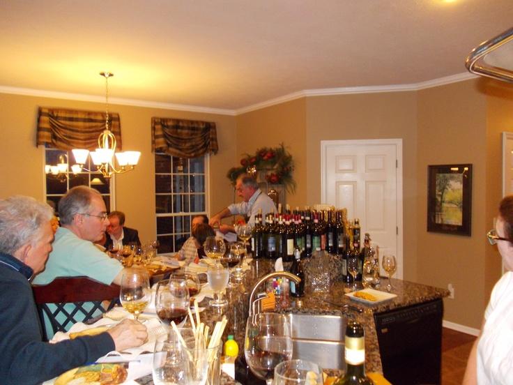 Dr. Gerber Wine Event