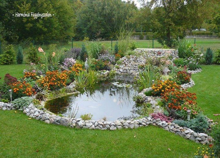 Sziklakertek és kerti tavacskák (45 fantasztikus ötlet) - MindenegybenBlog