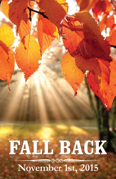 fall back 2015 time change - Google Search