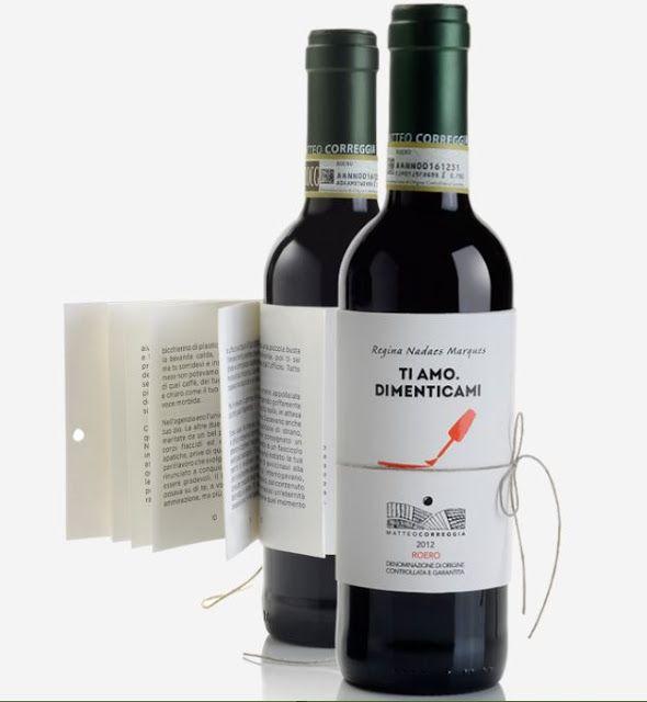 Librottiglia: il Vino da leggere