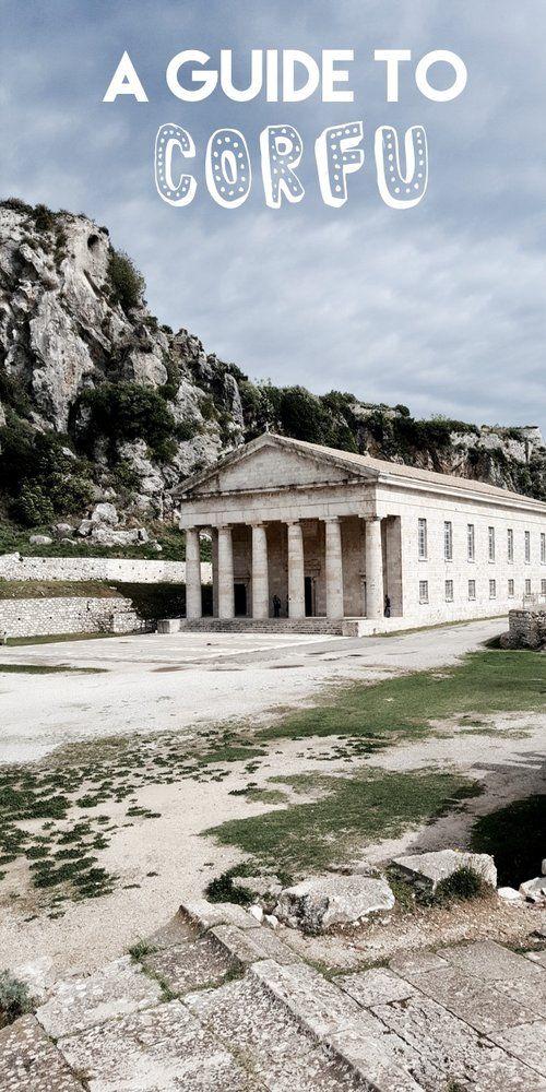 A Guide to Corfu, Greece — Sapphire & Elm Travel Co.