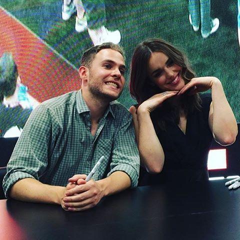 Fitz Simmons , la pareja divina , la pareja perfecta