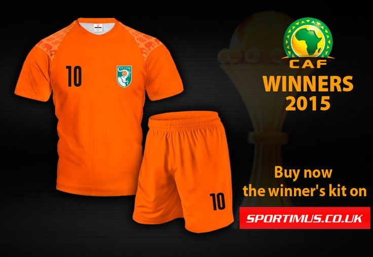 Africa Cup 2015 Congratulations to Ivory Coast! They won against Ghana in penalty shoot-out!