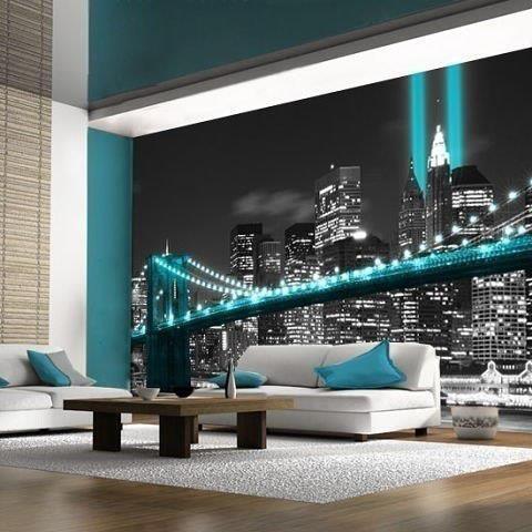 New York city wall